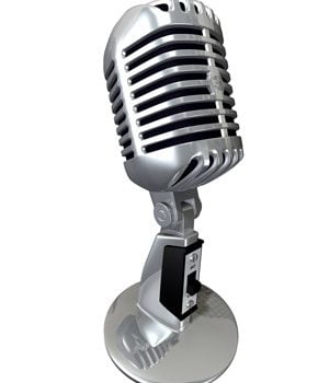 Classic Microphone2 300x350 - Psychic Development Audio From Seminar