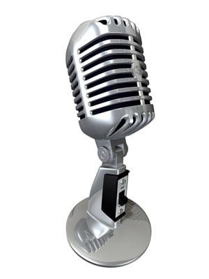 Classic Microphone2 - Psychic Development Audio From Seminar