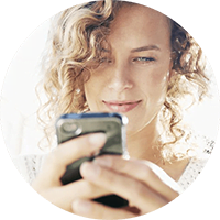 woman text home3 - Intuitive Counseling, Intuition Courses, Online Spiritual Community & More